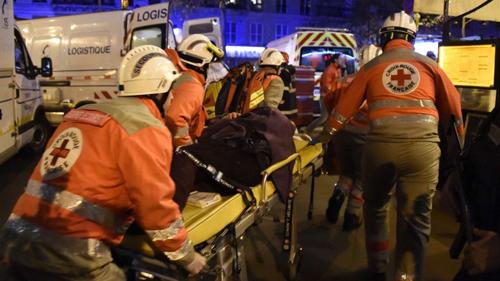 IS có thể là thủ phạm gây ra vụ thảm sát ở Paris 2
