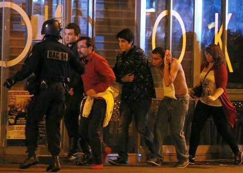Nhà hát Bataclan ở Paris - nơi bị khủng bố tấn công 1