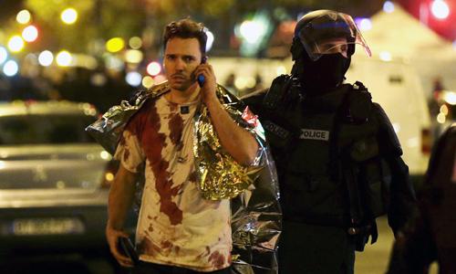 IS có thể là thủ phạm gây ra vụ thảm sát ở Paris 1