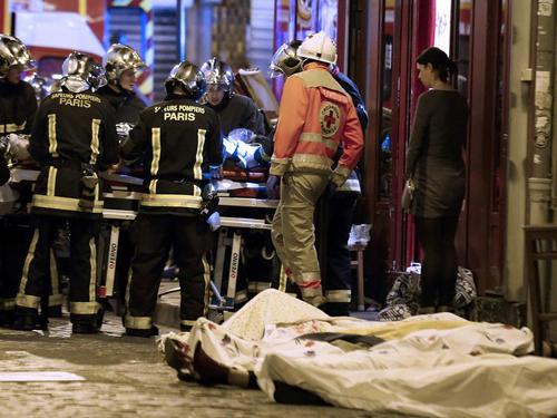 Khủng bố lấy AK-47 ở đâu để gây ra vụ thảm sát Paris 1