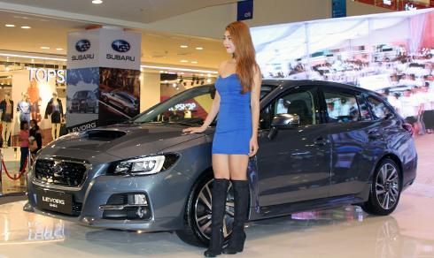 Subaru Levorg 5 chỗ giá 1,4 tỷ đồng tại Việt Nam 1