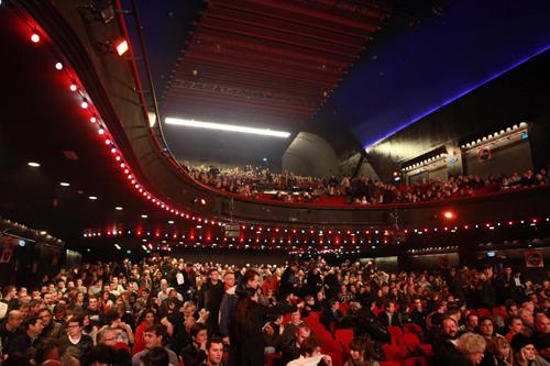 Nhà hát Bataclan ở Paris - nơi bị khủng bố tấn công 3