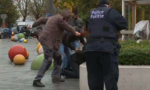Thảm sát Paris - từ chiến trường Syria tới xóm liều ở Bỉ 3