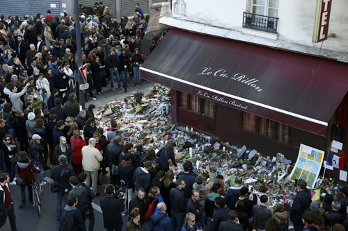 IS tự đào mồ chôn mình với vụ thảm sát Paris 1