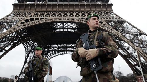 Thảm sát Paris - từ chiến trường Syria tới xóm liều ở Bỉ 1
