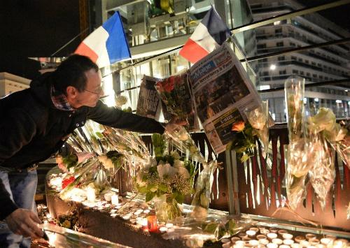 Những kẻ tấn công khủng bố Pháp được tổ chức như thế nào 1