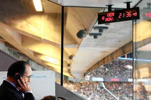 Vì sao trận bóng ở sân vận động Pháp vẫn tiếp tục khi vụ khủng bố diễn ra 1