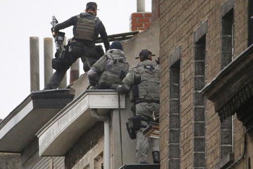 Kẻ chủ mưu thảm sát Paris nhiều lần giỡn mặt lực lượng an ninh 2