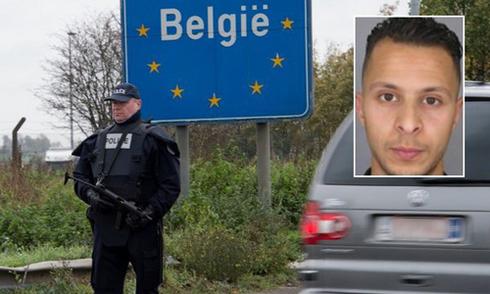 Nghi phạm khủng bố Paris dùng xe chạy trốn xuyên châu Âu