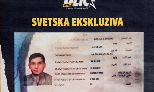 Bí ẩn vây quanh kẻ đánh bom Paris dùng hộ chiếu giả 1