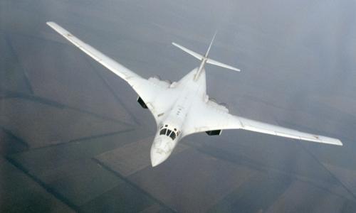 """""""Thiên nga trắng"""" Tu-160 - vũ khí răn đe chiến lược của Nga 1"""