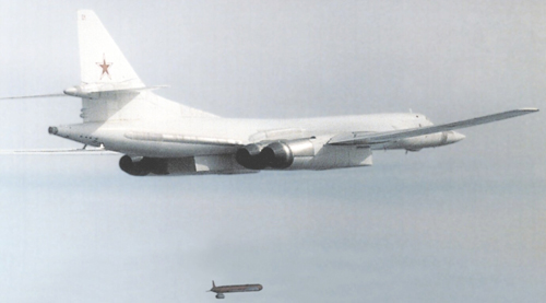 """""""Thiên nga trắng"""" Tu-160 - vũ khí răn đe chiến lược của Nga 2"""