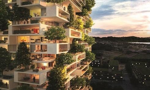 Thụy Sĩ lên kế hoạch xây 'khu rừng thẳng đứng' cao 117 m