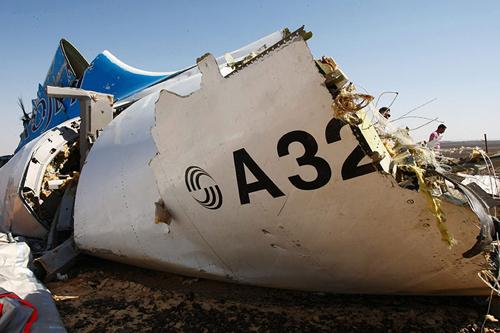 Sự tàn khốc của quả bom IS khoe gài trên máy bay Nga 2