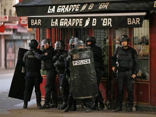"""Thuốc nổ """"Mẹ Quỷ"""" IS dùng trong vụ thảm sát Paris 1"""