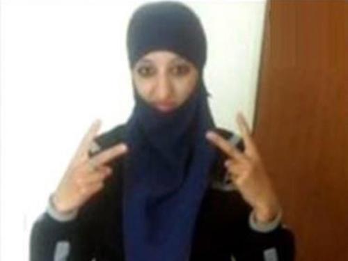 Nữ đánh bom tự sát - chiến lược nhắm tới hai đích của IS 1