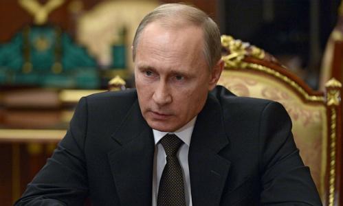 Putin - từ bị cô lập thành người chơi quyền lực 1