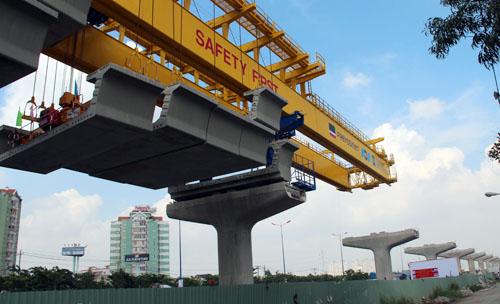 Ba tuyến metro của TP HCM bị đội vốn 60.000 tỷ đồng 1