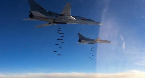 Uy lực Tu-22M của Nga - sát thủ diệt tàu sân bay 1