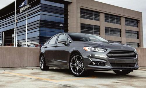 10 xe hơi bán chạy nhất tại Mỹ 2015 5