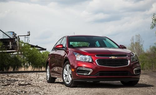 10 xe hơi bán chạy nhất tại Mỹ 2015 3