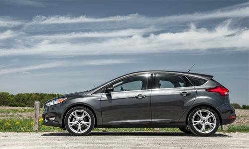 10 xe hơi bán chạy nhất tại Mỹ 2015 2