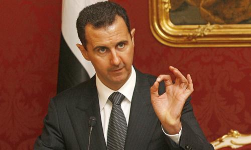 Vị thế tổng thống Syria thay đổi sau vụ thảm sát Paris 1