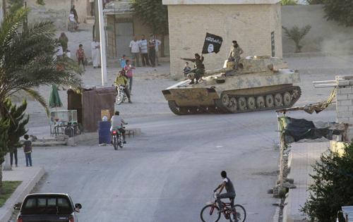 Thảm cảnh đẩy người dân Syria vào vòng tay IS 1