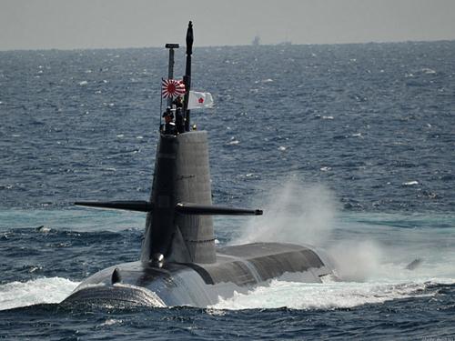 Nhật hối thúc Australia mua tàu ngầm giữa căng thẳng Biển Đông 2