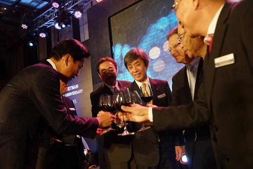 Isuzu Việt Nam kỷ niệm 20 năm thành lập 9
