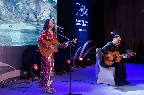 Isuzu Việt Nam kỷ niệm 20 năm thành lập 7