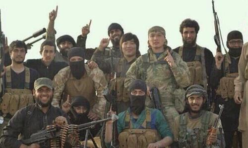 Trung Quốc tiến thoái lưỡng nan trong cuộc chiến chống IS 1