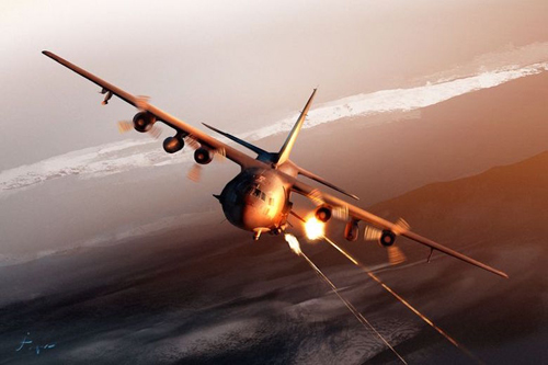 Cường kích Mỹ - ác mộng với đoàn xe chở dầu của IS 1