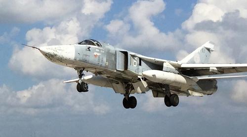 So sánh uy lực Su-24 Nga và tiêm kích đa nhiệm F-16 2