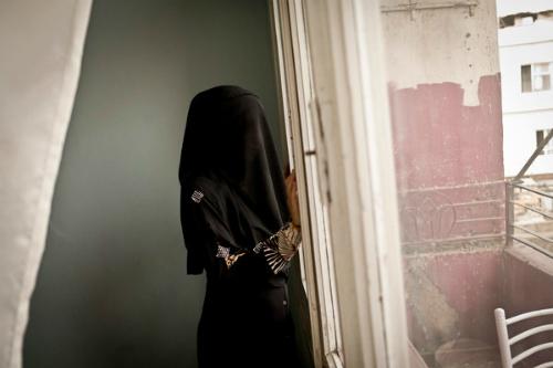 Cuộc sống của những cô vợ chiến binh IS 1