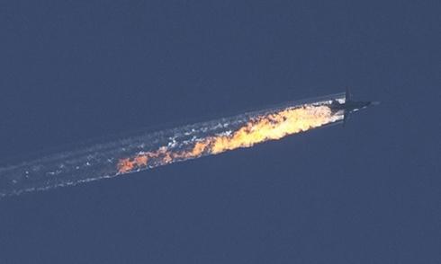 Putin: Bắn chiến đấu cơ Nga là 'cú đâm sau lưng'