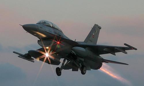 So sánh uy lực Su-24 Nga và tiêm kích đa nhiệm F-16 3
