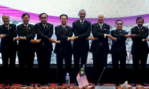 ASEAN thay đổi chiến lược đối phó Trung Quốc ở Biển Đông 1