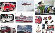 Mỗi đô thị đặc biệt được trang bị 2 máy bay chữa cháy, cứu nạn