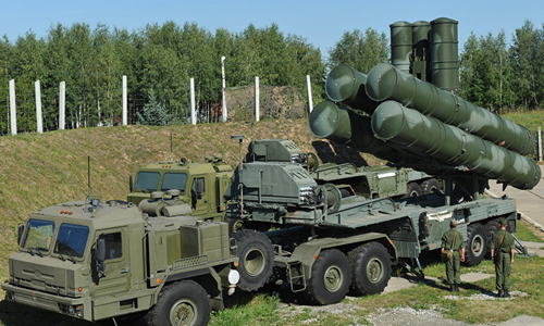 Tên lửa S-400 Nga khiến F-16 Thổ Nhĩ Kỳ án binh bất động 1