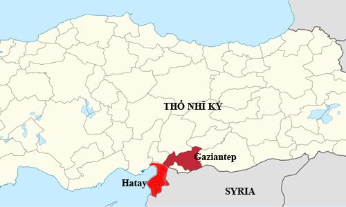 """Vì sao Putin tố Thổ Nhĩ Kỳ """"đồng lõa với khủng bố"""" 3"""