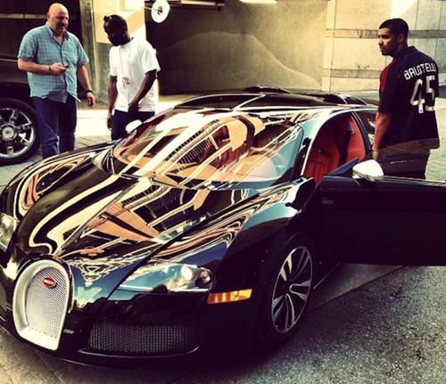 10 siêu xe Bugatti Veyron đắt nhất của người nổi tiếng 7