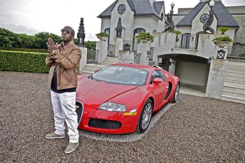 10 siêu xe Bugatti Veyron đắt nhất của người nổi tiếng 5