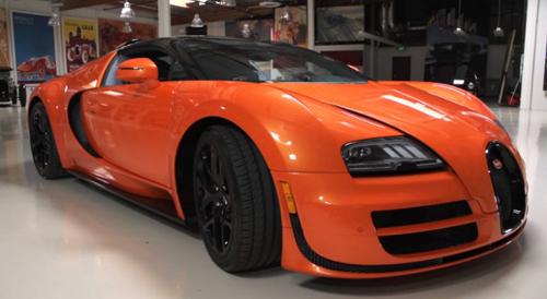 10 siêu xe Bugatti Veyron đắt nhất của người nổi tiếng 8