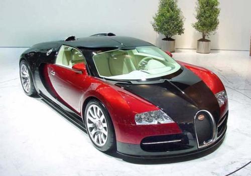 10 siêu xe Bugatti Veyron đắt nhất của người nổi tiếng 9