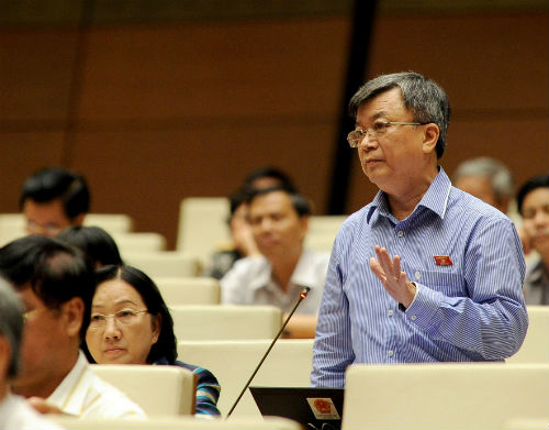 """Đại biểu Quốc hội Trương Trọng Nghĩa: """"Thông tin lề phải không đăng người ta đọc lề trái"""" 1"""