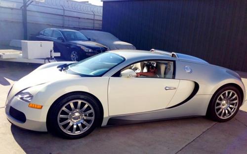 10 siêu xe Bugatti Veyron đắt nhất của người nổi tiếng 10