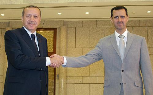 Tổng thống Thổ Nhĩ Kỳ và Syria - từ bạn thân thành kẻ thù 1