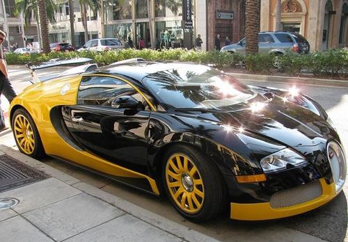 10 siêu xe Bugatti Veyron đắt nhất của người nổi tiếng 2