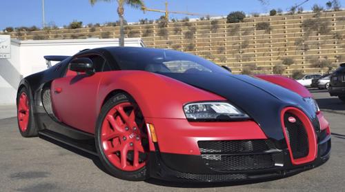10 siêu xe Bugatti Veyron đắt nhất của người nổi tiếng 6
